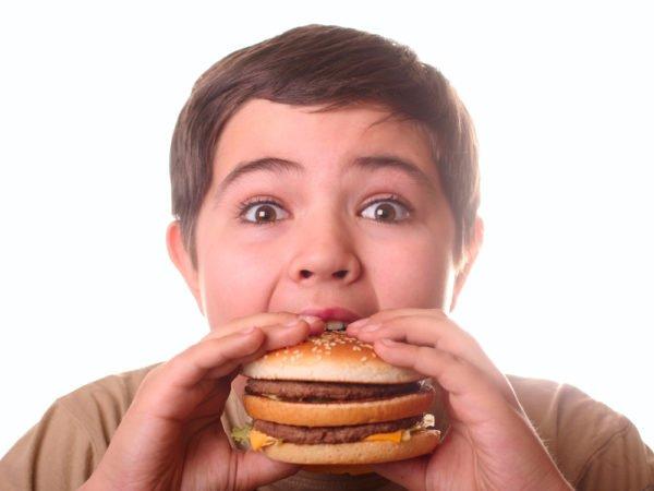 Причины избыточного веса