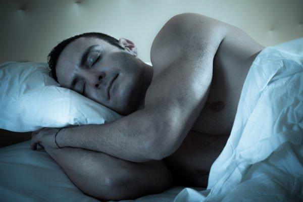 Влияние сна на гормон роста