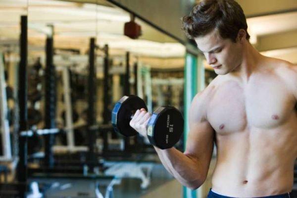Почему не растёт мышечная масса