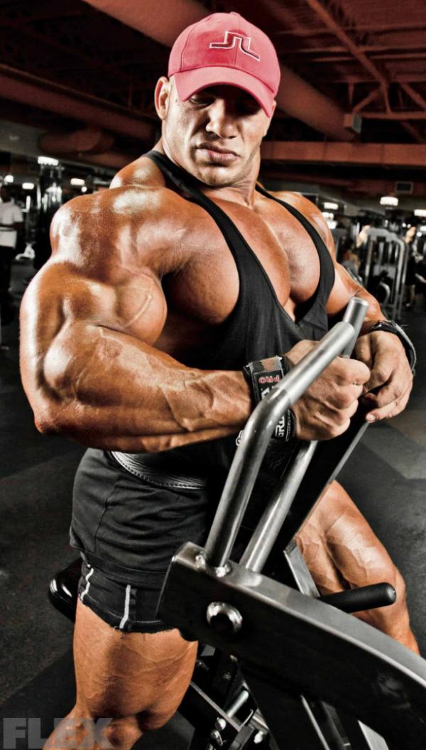 Принципы правильного набора мышечной массы
