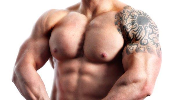 Набор мышечной массы для мезоморфа