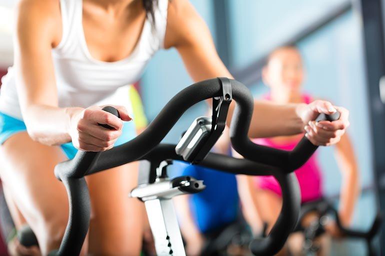 Программа тренировок на велотренажёре для начинающих