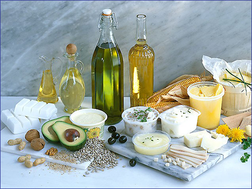 Основные функции жиров в организме человека