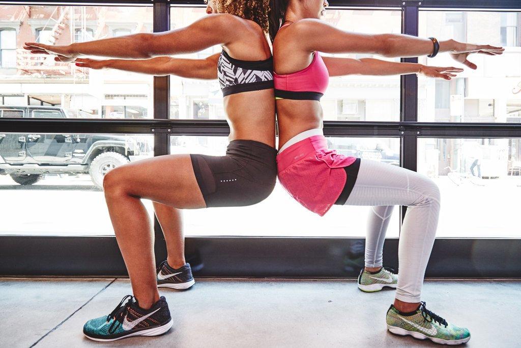 план тренировок для похудения в тренажерном