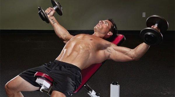 Как накачать внешнюю часть грудных мышц