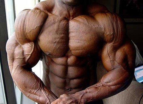 Тренировка грудных мышцы на рельеф