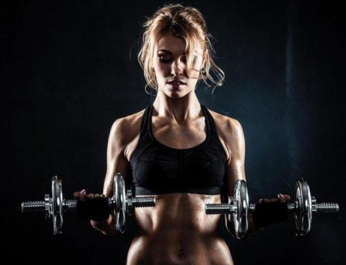 Комплекс упражнений в домашних условиях для набора мышечной массы девушкам
