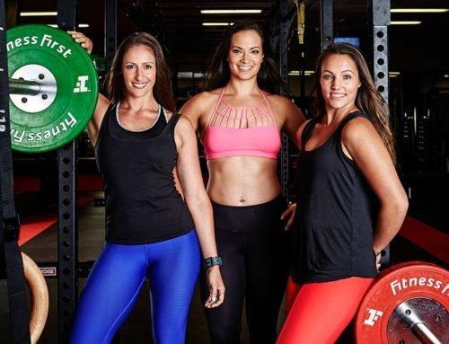 Силовая фитнес тренировка для похудения