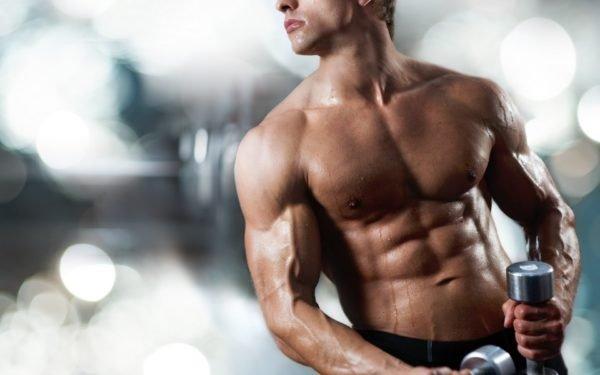Как накачать грудные мышцы за месяц