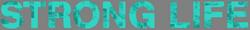 Strong life Logo